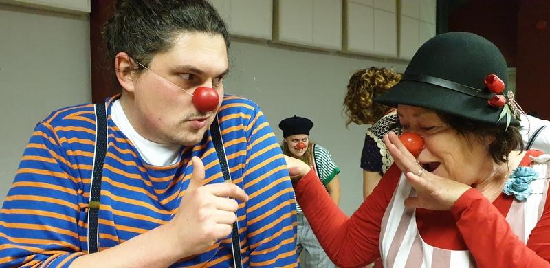 clowninside workshop